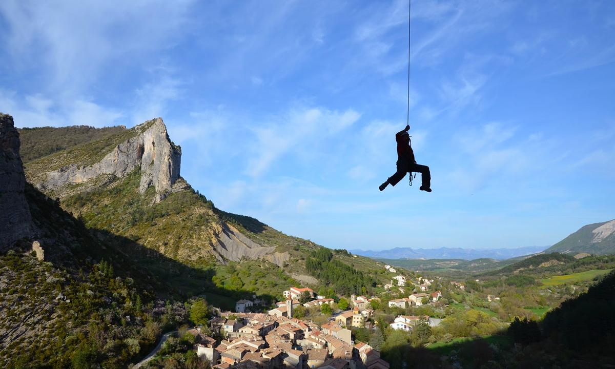 Weekend grimpe à Orpierre
