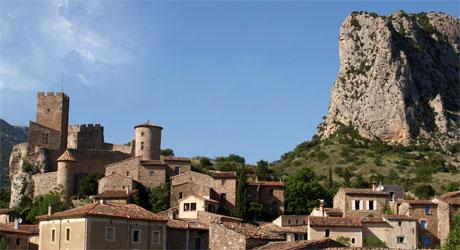 Escalade à St Jean-de-Buèges