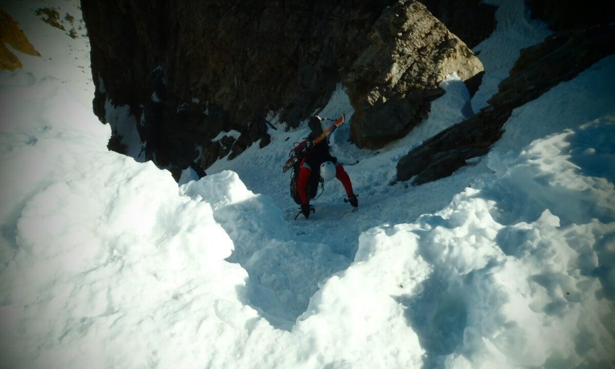 Alpinisme Hivernal dans le Queyras