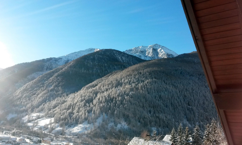 Ski de randonnée dans le Queyras