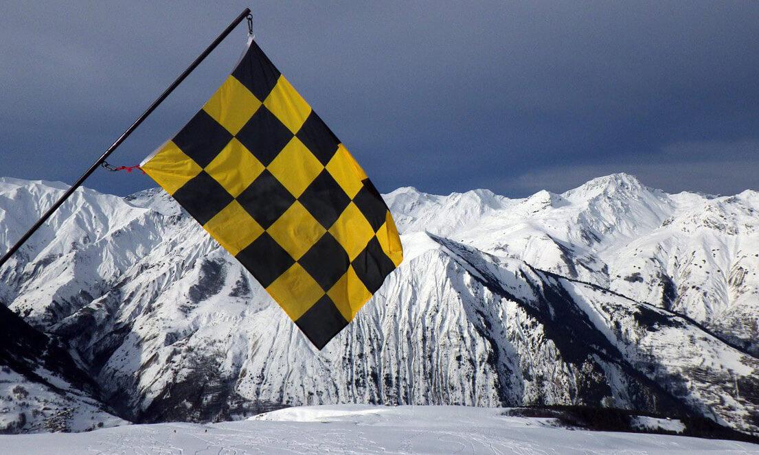 Sensibilisation au risque d'avalanche