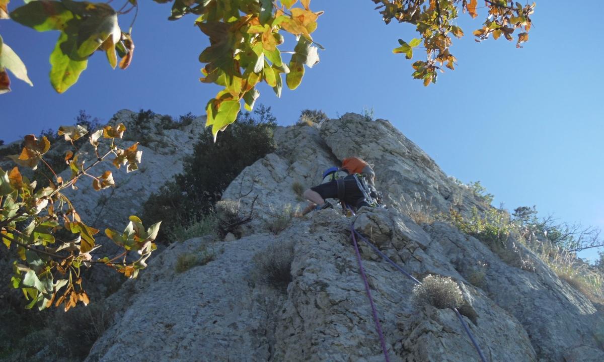 Weekend roots et (un peu) classe dans les Alpilles !