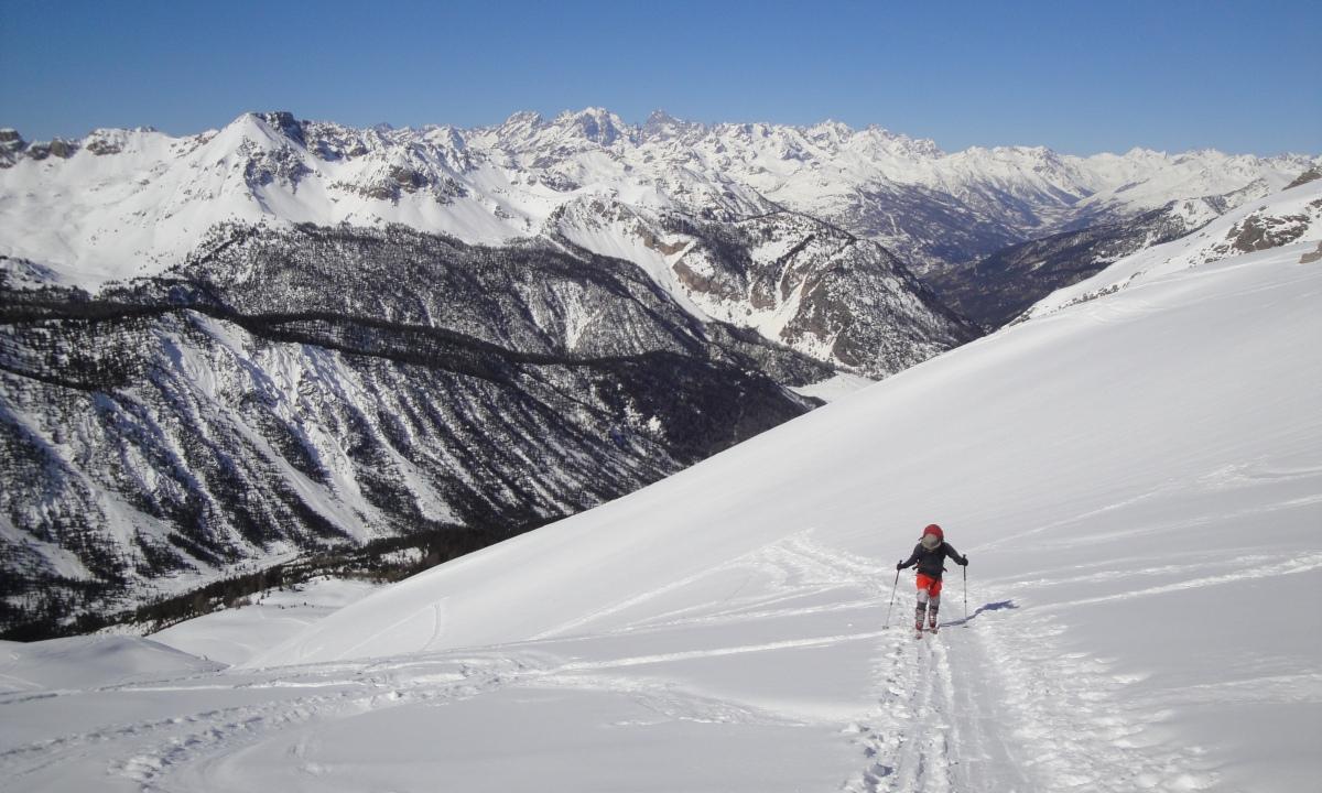 Ski de rando et cabane fraiche - 3 jours