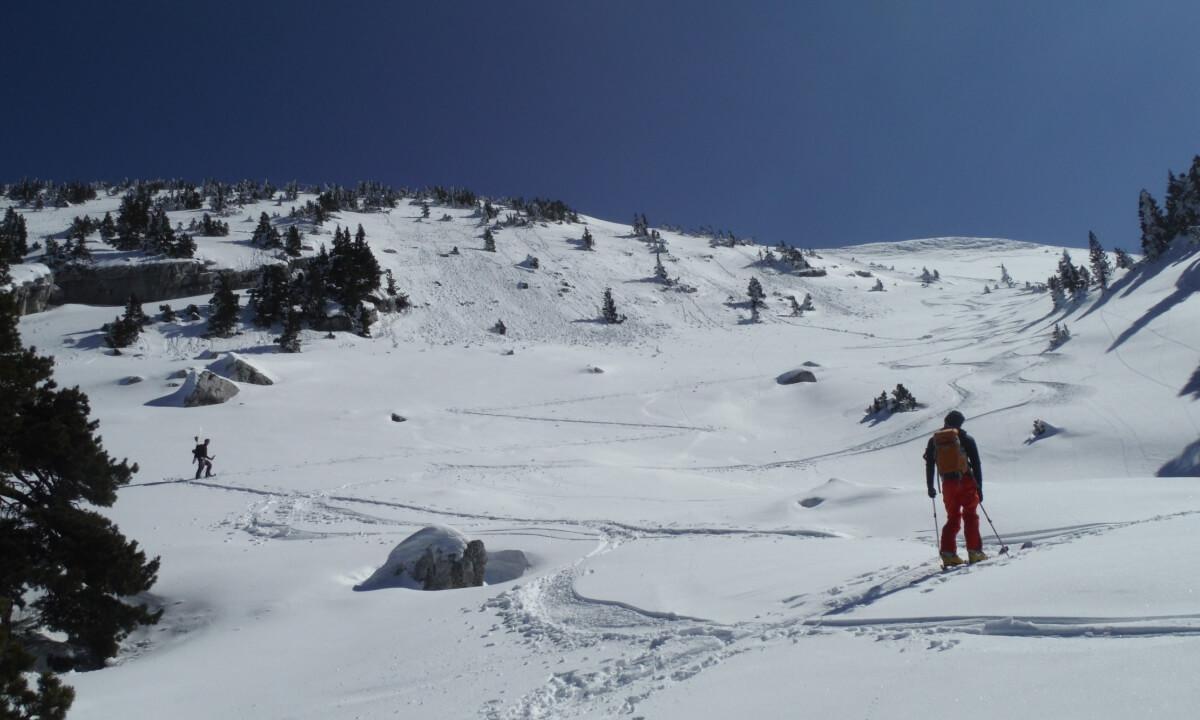 Week-end hivernal à Corrençon en Vercors (2 groupes de 6 personnes)